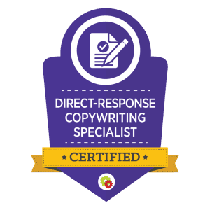 Desiree Horsey's Badge Direct Response Copywriting